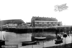 West Bay, Harbour 1899