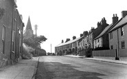 West Boldon, St Nicholas Terrace c1950