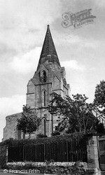 The Church Of St Nicholas c.1950, West Boldon