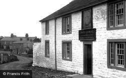 Millstones Inn 1921, West Bradford
