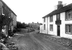 The Village 1921, West Bradford