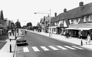 West Bridgford, Central Avenue c1965