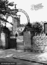 West Bridgford, Church Of St Giles c.1960