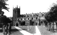 West Bridgford, Church of St Giles c1965