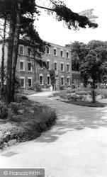 West Bridgford, The Park c.1960