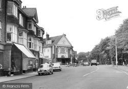 c.1965, West Byfleet