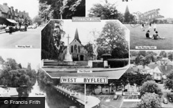West Byfleet, Composite c.1965