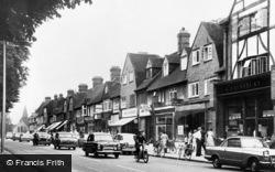 Rosemount Parade c.1965, West Byfleet