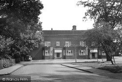 West Byfleet, The Byfleet Hotel c.1955