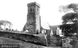St Mary's Church 1890, West Charleton