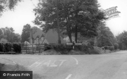 West Chiltington, c.1960