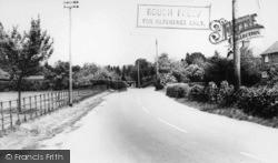 West Chiltington, c.1960