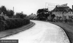 West Chiltington, Castlegate c.1960