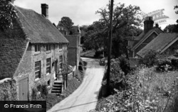 West Chiltington, Church House c.1955