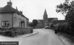 West Chiltington, Church Street c.1960