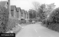 West Chiltington, East Street c.1960
