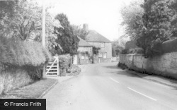 West Chiltington, Mill Corner c.1960