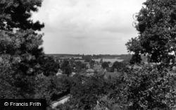 West Chiltington, Mill View c.1955