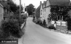 West Chiltington, Pond Corner c.1960