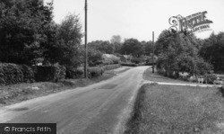 West Chiltington, The Common c.1960