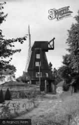West Chiltington, The Mill c.1955