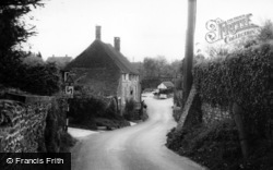 West Chiltington, The Village c.1960
