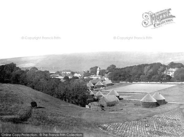 Photo of West Dean, 1921
