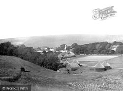 West Dean, 1921