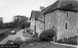 West Dean, The Rectory c.1960
