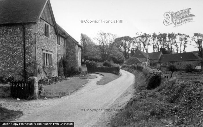 Photo of West Dean, The Rectory c.1960