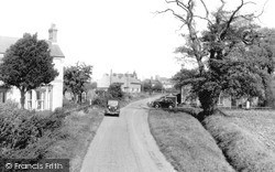 Church Road c.1955, West Dereham