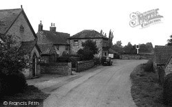 The Chapel And Post Office c.1955, West Dereham