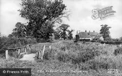 The School c.1955, West Dereham