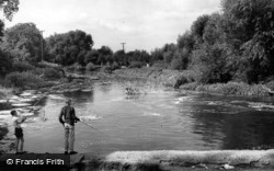 The River c.1965, West Drayton