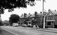 West End, the Village c1955