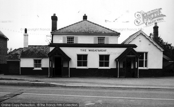 West End, the Wheatsheaf c1955