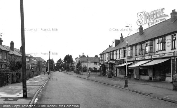 Photo of West Ewell, c1950, ref. W503004