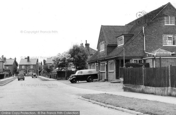 Photo of West Ewell, c1955, ref. W503012