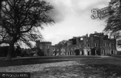 West Grinstead, Knepp Castle c.1960