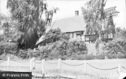 The Pond c.1955, West Hagbourne