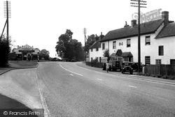 Cross Keys c.1950, West Hagley