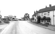 West Hagley, Cross Keys Inn c1965