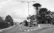 West Hagley, Cross Roads c1965