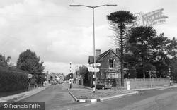 Cross Roads c.1965, West Hagley