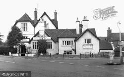 Hagley Court Hotel c.1960, West Hagley