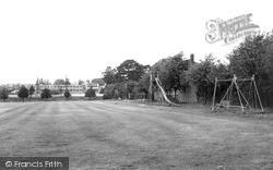 Playing Fields c.1960, West Hagley