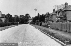 South Road c.1955, West Hagley