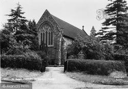 St Saviour's Church c.1955, West Hagley