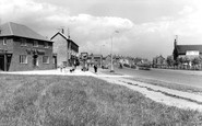 West Hartlepool, Catcote Road c1960