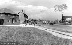 West Hartlepool, Catcote Road c.1960
